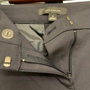 Ann Taylor navy pants size 4